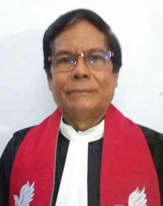 <strong>Pdt. Dr. Barnabas Ludji</strong>