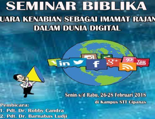 Seminar Biblika