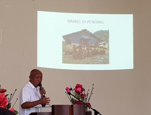 Presentasi Yayasan Berkat