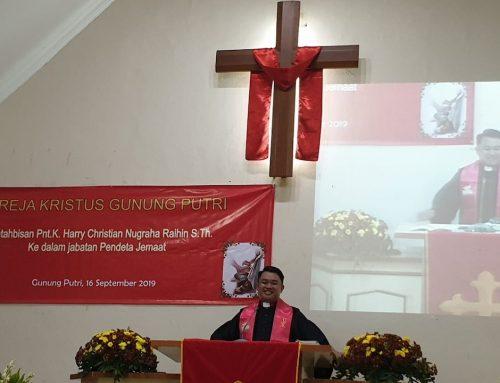 Penahbisan Pendeta