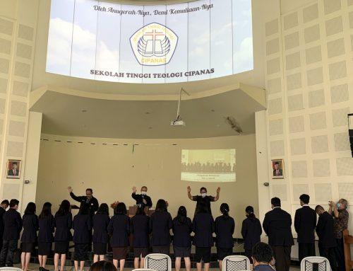 Kebaktian Penutupan Semester dan Pengutusan Mahasiswa